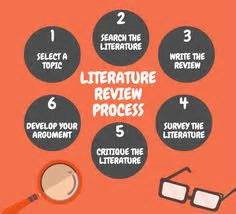 How long should be literature review for dissertation